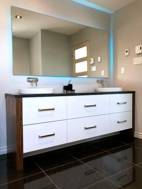EAU Salle de bains et cuisine